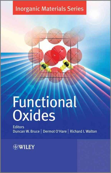 Functional oxides /
