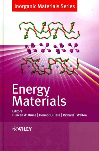 Energy materials /