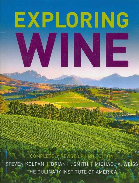 Exploring wine /
