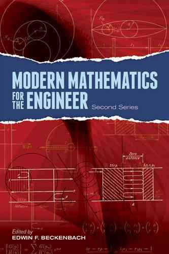 Modern mathematics for the engineer.
