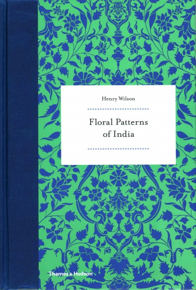 Floral patterns of India /