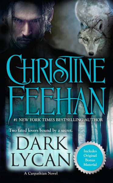 Dark lycan: : a Carpathian novel