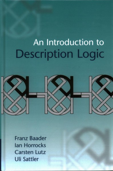 Introduction to Description Logics