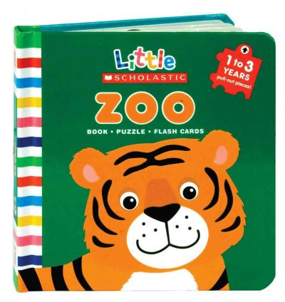 Little Scholastic:ZOO