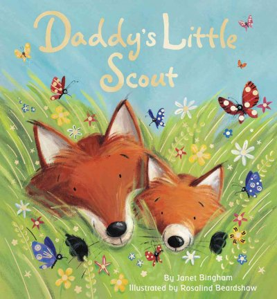 Daddy's little scout 封面
