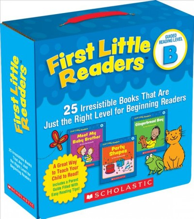 First Little Readers Guided Reading Level B