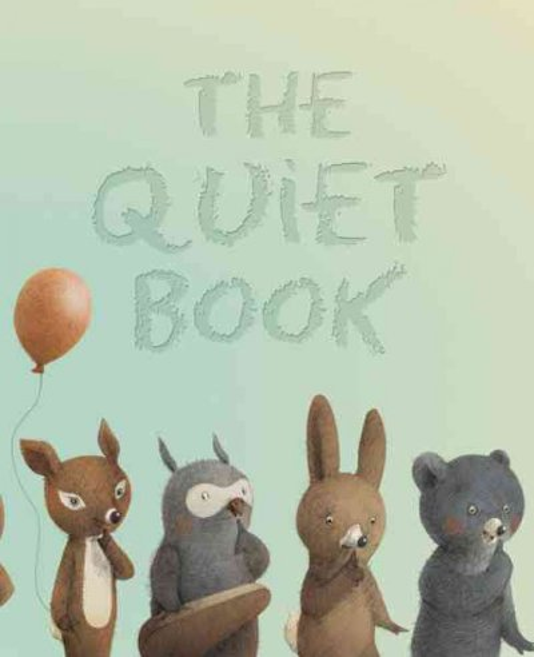 The quiet book 封面