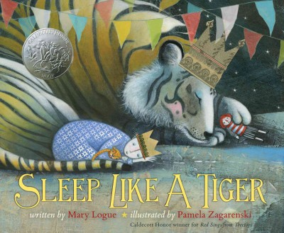 Sleep like a tiger /
