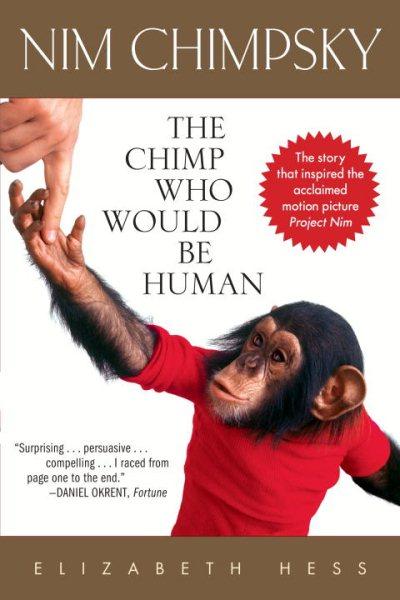 Nim Chimpsky猩猩心事:寧姆猩斯基的故事