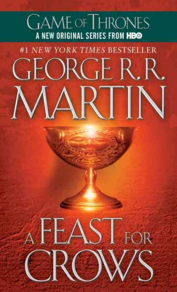 A Song of Ice and Fire 4:A Feast for Crows 冰與火之歌4:群鴉盛宴