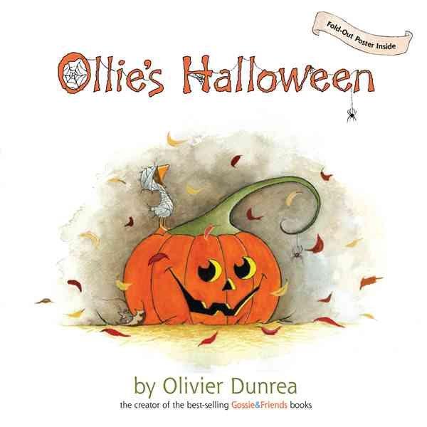 Ollie's Halloween 封面