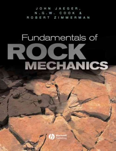 Fundamentals of rock mechanics /