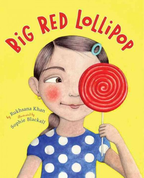 Big red lollipop 封面