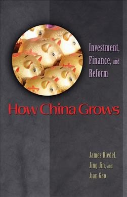 How China grows:investment, finance, and reform