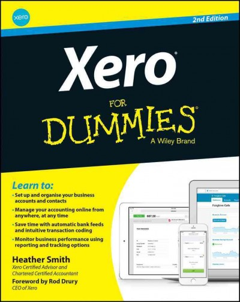 Xero for Dummies