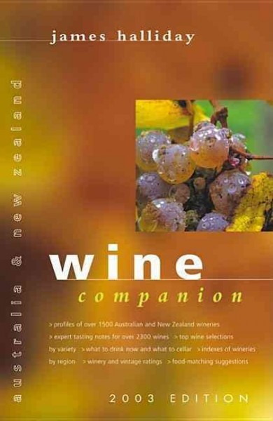 James Halliday`s Australian Wine Companion