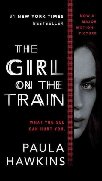 The Girl on the Train (Movie Tie-In)列車上的女孩電影書封版