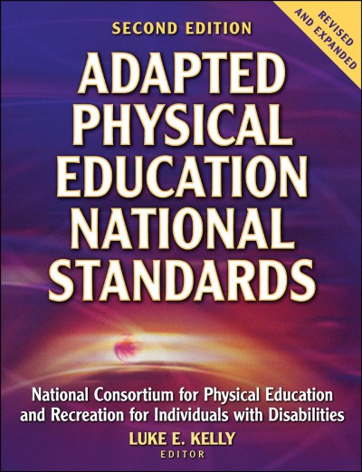 Adapted physical education national standards /