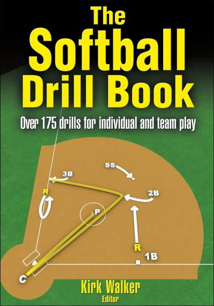 The softball drill book /