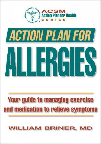 Action plan for allergies /