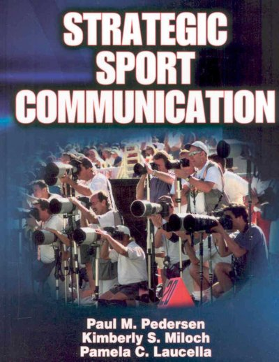 Strategic sport communication /