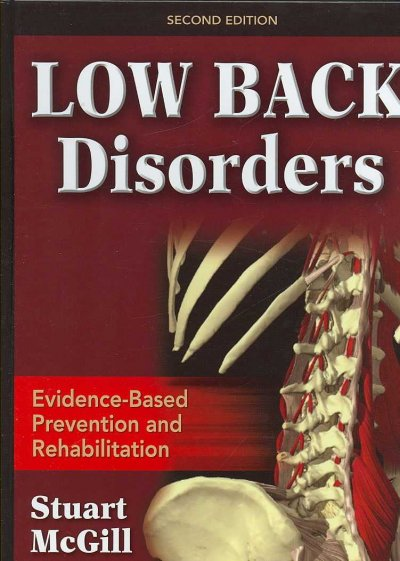 Low back disorders : evidence-based prevention and rehabilitation /