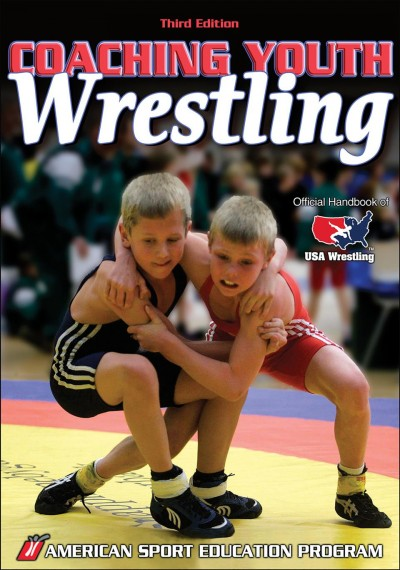 Coaching youth wrestling /