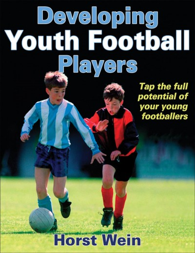 Developing youth football players /
