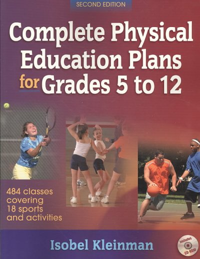 Complete physical education plans for grades 5 to 12 /