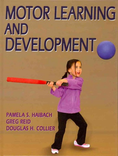 Motor learning and development /