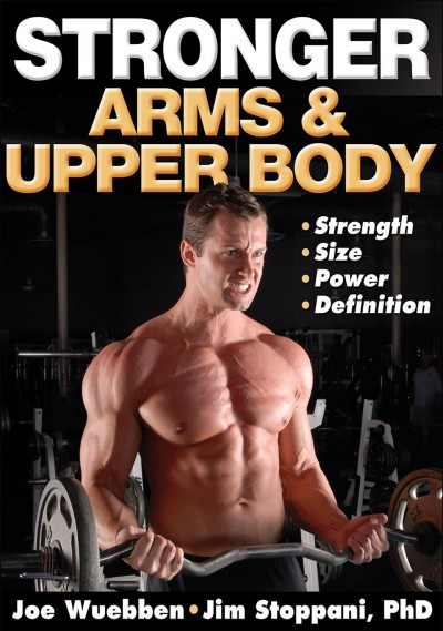 Stronger arms & upper body /