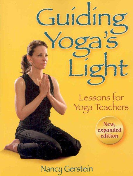 Guiding yoga