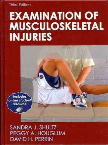 Examination of musculoskeletal injuries /