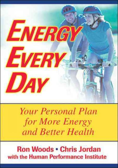 Energy every day /
