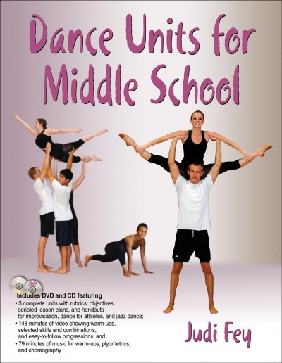 Dance units for middle school /