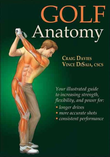 Golf anatomy /