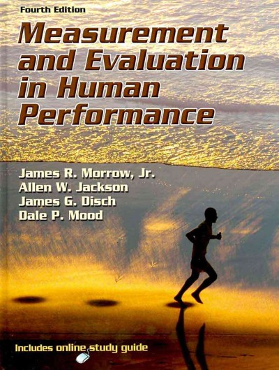 Measurement and evaluation in human performance /