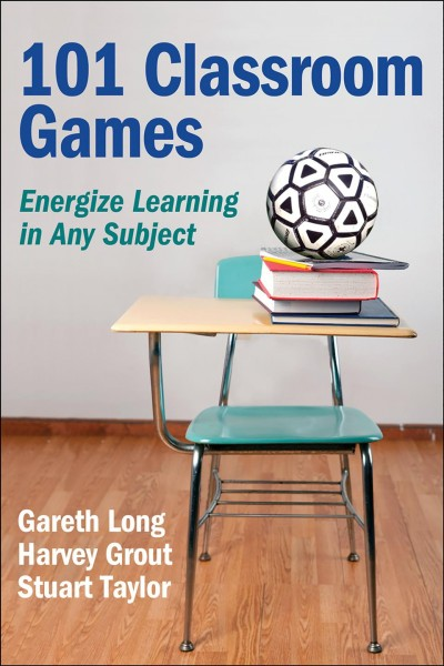 101 classroom games : energize learning in any subject /