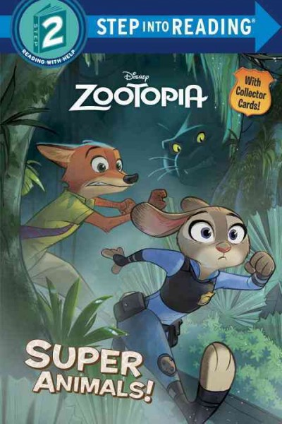 Zootopia Deluxe Step into Reading #1