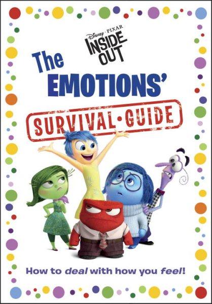 Inside Out Feelings Book