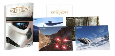 Star Wars Battlefront:Collector s Edition Guide 星際大戰:戰場前線遊戲攻略典藏版
