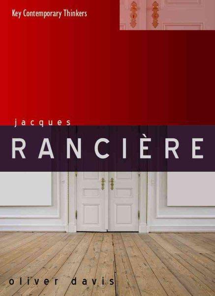 Jacques Rancière /