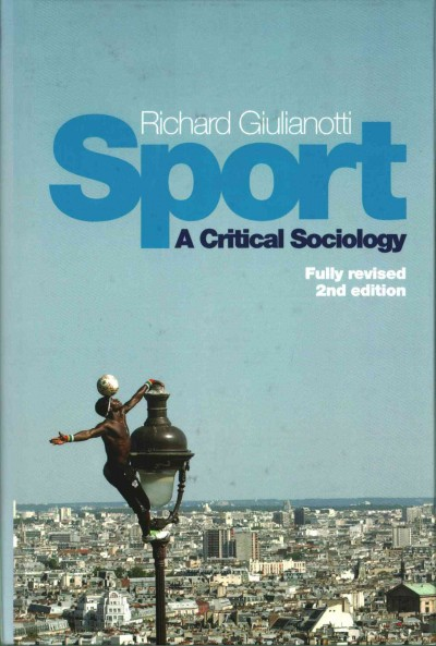 Sport : a critical sociology /