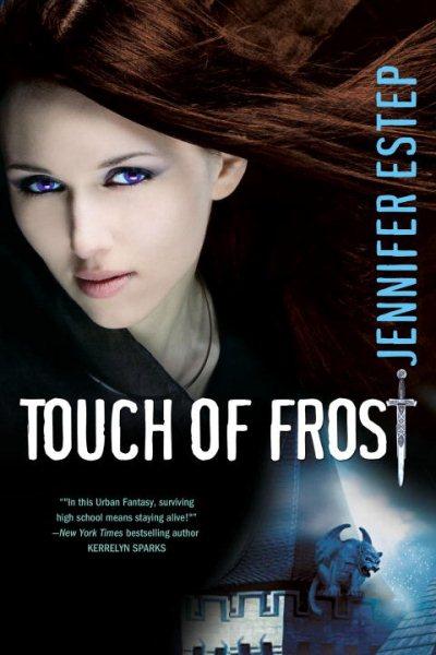 Mythos Academy:Touch of Frost 魔法學院1:魔法之淚
