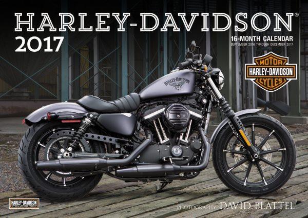 Harley-davidson 2017 Calendar