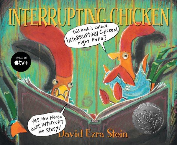 Interrupting chicken 封面