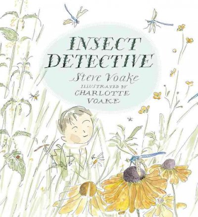 Insect detective 封面