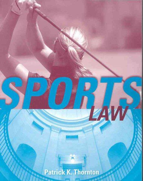 Sports law /