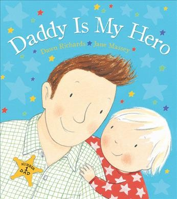 Daddy is my hero 封面