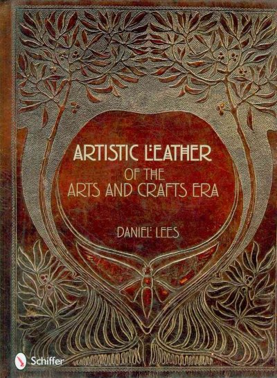 Artistic leather of the arts & crafts era